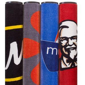 Logo Mat Ireland, Branded Mat, Printed Mat
