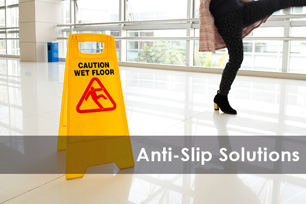 4Earth Anti Slip Solutions