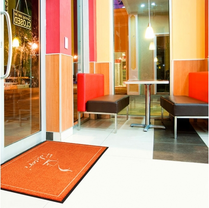 Logo Mats Ireland, Personalized Entrance Mats, Printed Mats