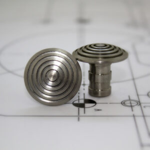 FF-DOTS - Domed Tactiles Stud
