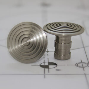 Low Domed Demarcation Studs (2)
