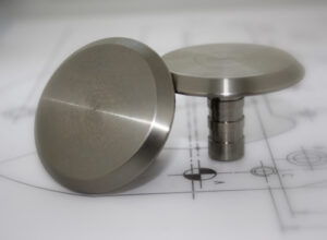 Low Domed Demarcation Studs (5)