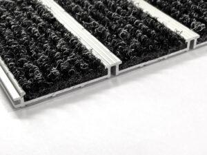 Solo Aluminium mat