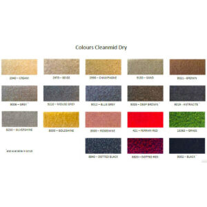 cleanmid-colour chart