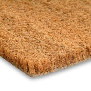 natural coir mat